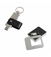 AK-F-126-16 Metal & Suni Derili USB Bellek 16 GB