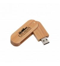 AK-F-138-16 Bambu USB Flaş Bellek 16 GB