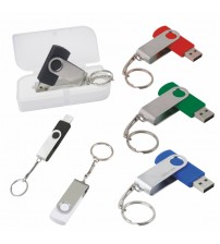 AK-F-95-16 Metal & Plastik USB Bellek 16 GB